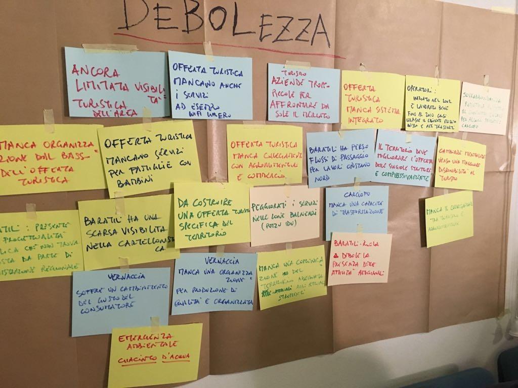 Baratili San Pietro, 04.08.2016 - Incontro di programmazione partecipata
